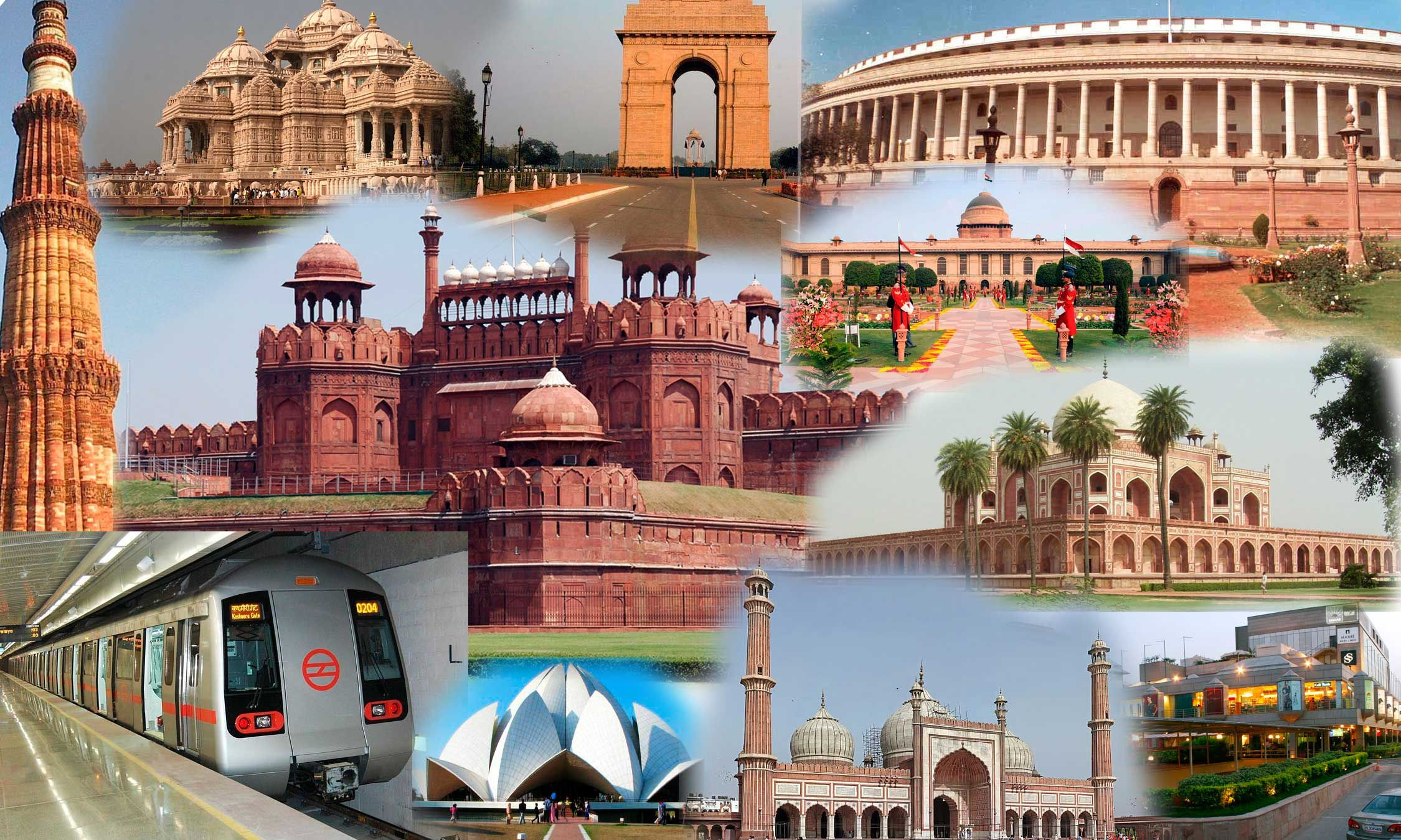 National Historical Places of India   Symbols of India