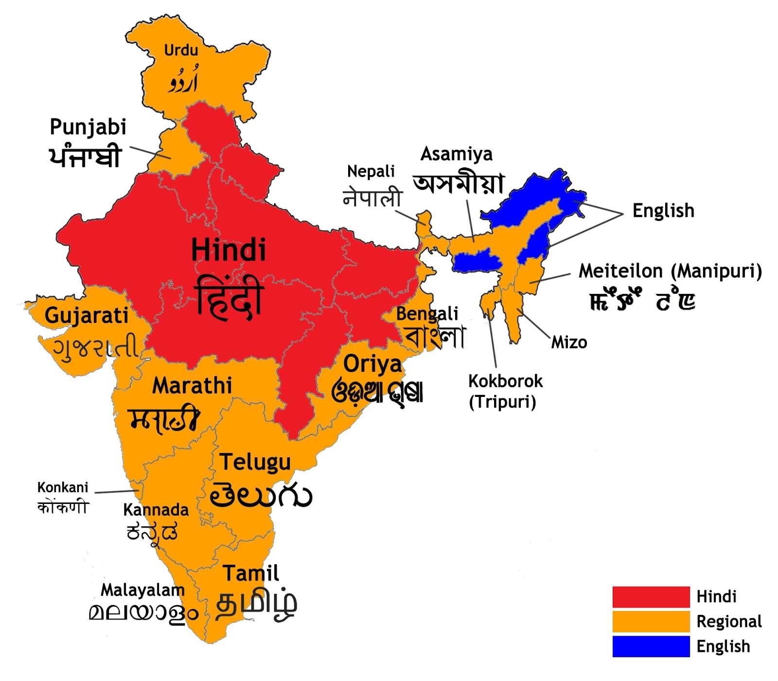 National Languages of India   Symbols of India