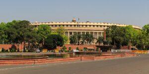 National Parliament Building of India | Symbols of India