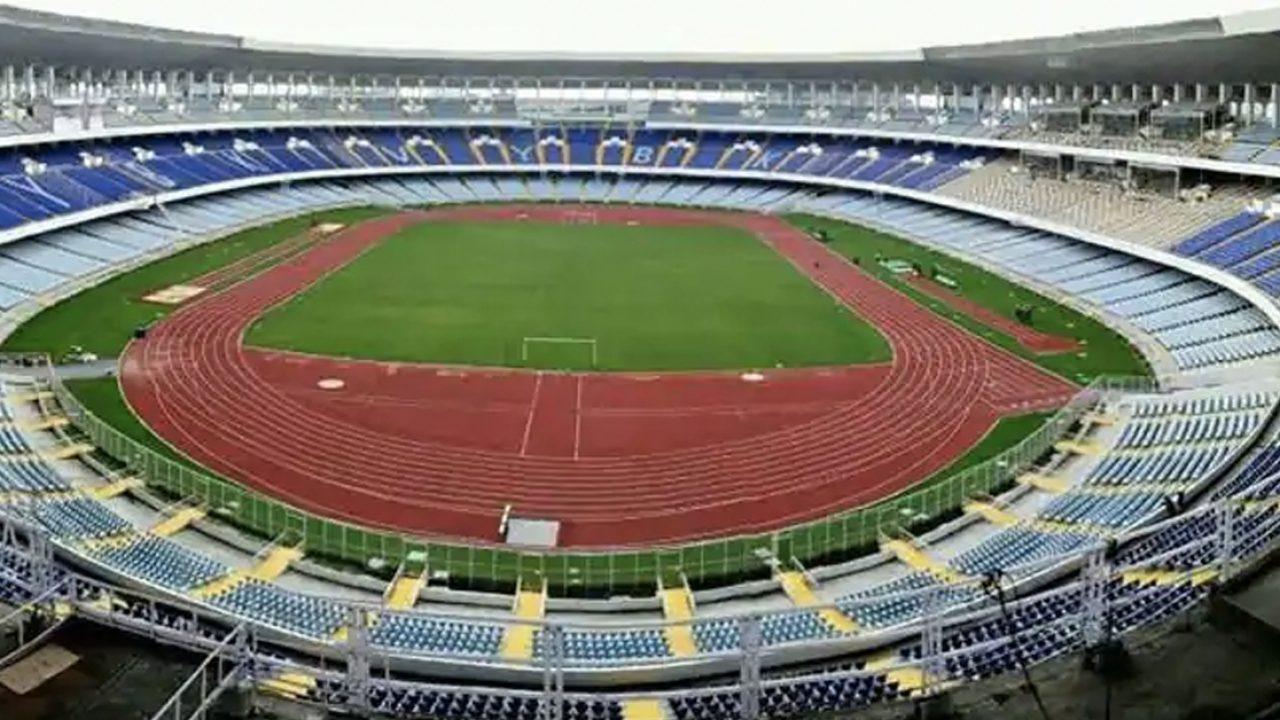 National Stadium of India   Symbols of India