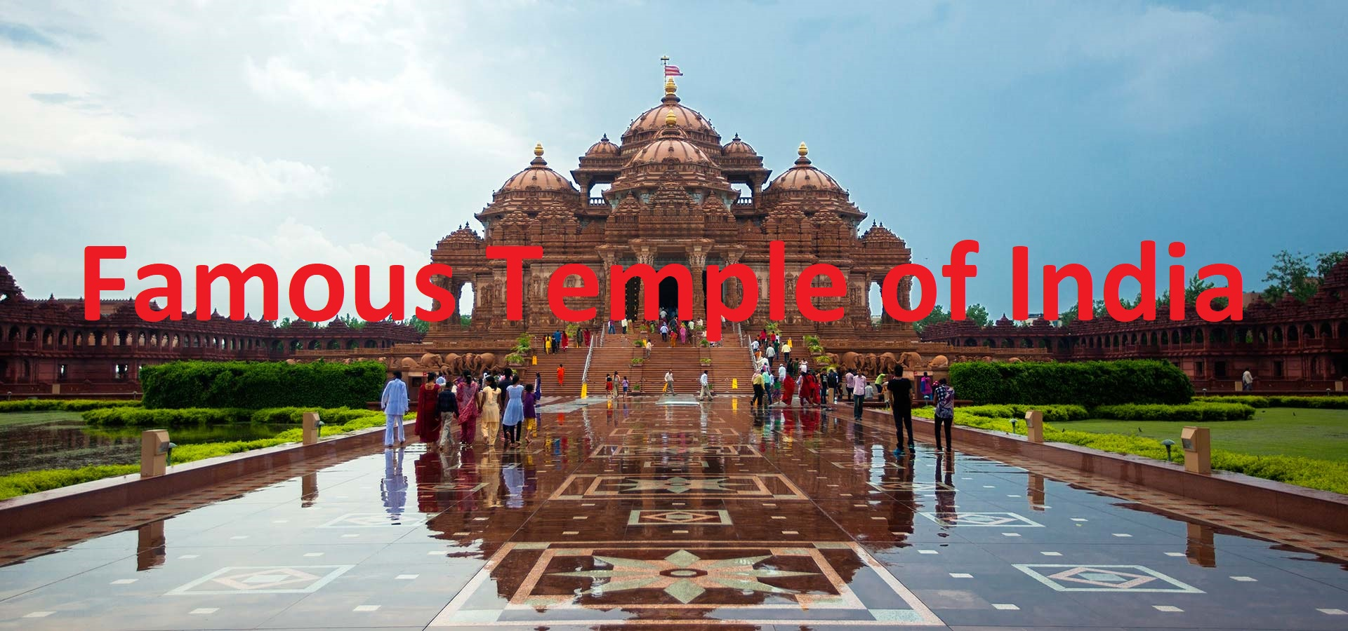 National Temple of India   Symbols of India