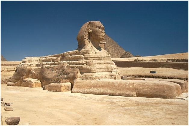 The Great Sphinx of Egypt?