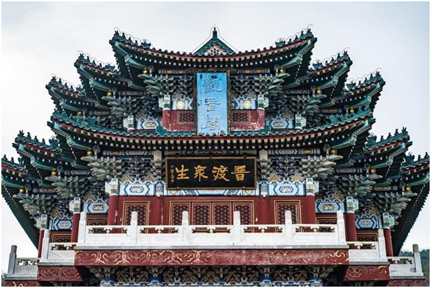 National Temple of China