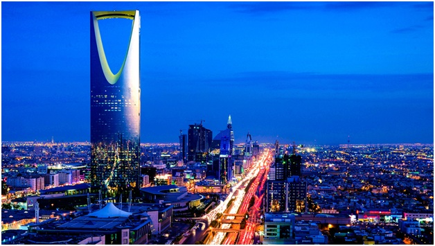 What Is The National Capital of Saudi Arabia?