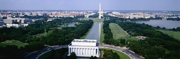 What Is The National Capital of United States?