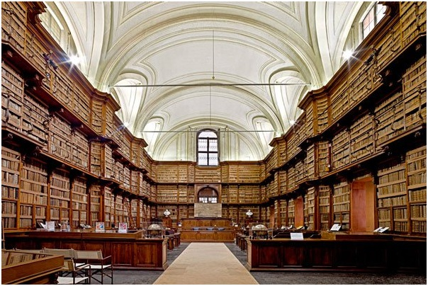 What Is The National Library of Italy?