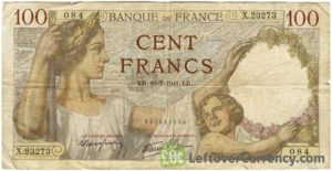 What is The National Currency of France?