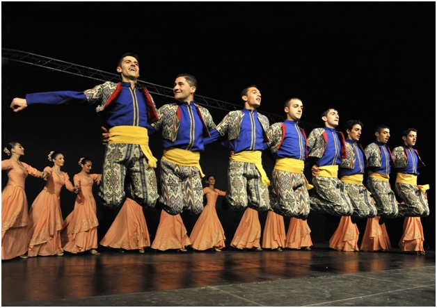 What is The National Dances of France?