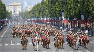 What is The National Day of France?
