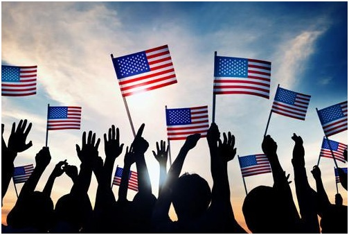 What is The National Day of United States?