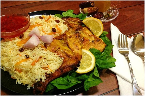 What is The National Dish of Saudi Arabia?