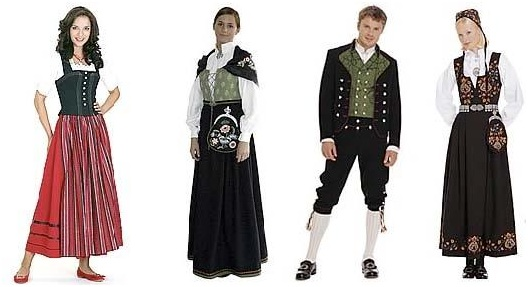 What is The National Dress of France?