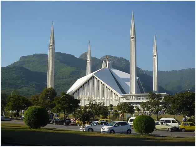 What is The National Mosque of Pakistan?