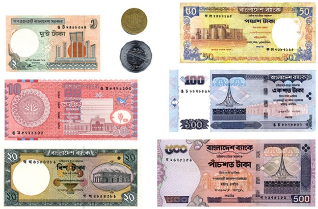 National Currency of Bangladesh