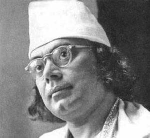 National poet of Bangladesh