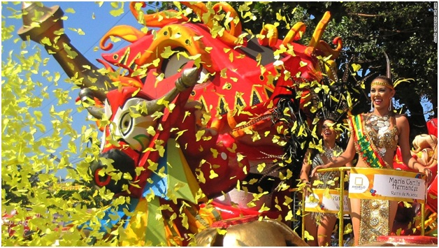 What Is The National Carnival of Colombia?