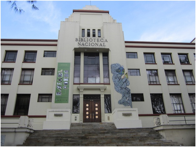 What Is The National Library of Colombia?
