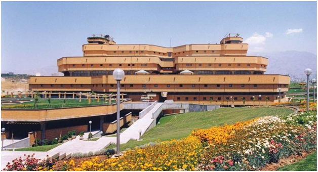 What Is The National Library of Iran?