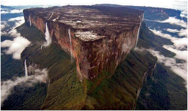 What is The National Mountain of Brazil?