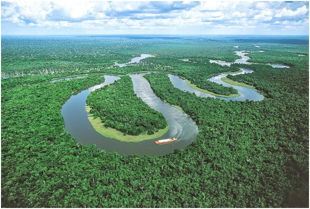 What is The National River of Brazil?