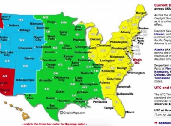 DST UTC GMT time zone map of the USA | WhatsAnswer Cities On Border Of Tennessee Time Zone on cities and towns in tn, detailed map of tn time zone, sweden time zone, hixson tn time zone, cookeville tn time zone,