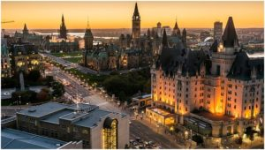 What Is The National Capital of Canada?