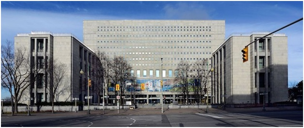 What Is The National Library of Canada?