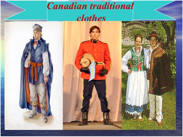 What is The National Dress of Canada?