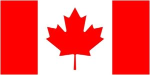 What is The National Flag of Canada?