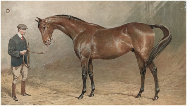 What is the state horse of Maryland?