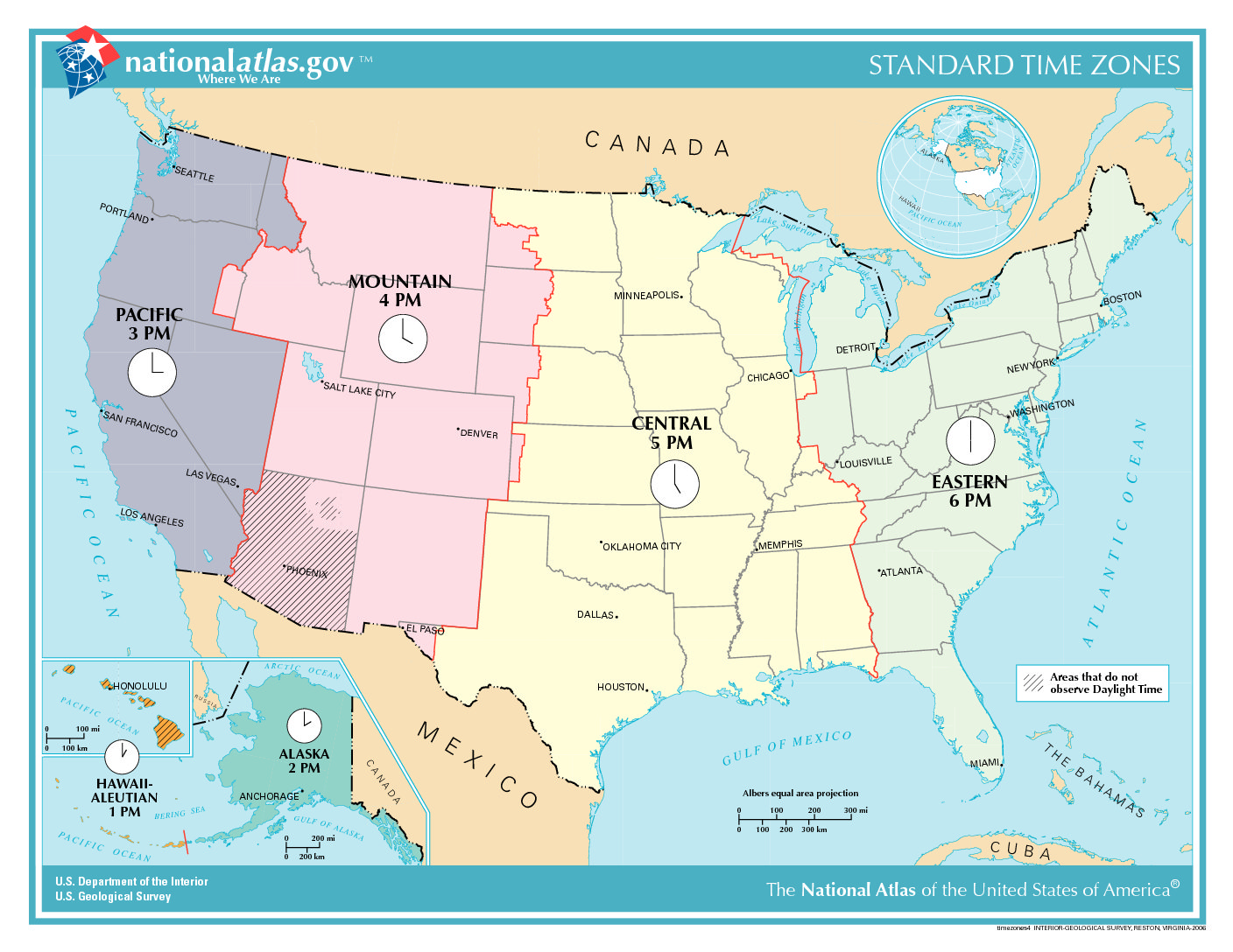 pdf time zone map choice image