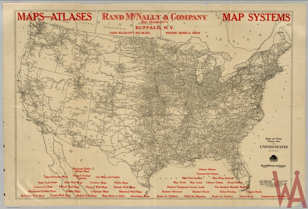 Antique Large PoliticalPhysicalGeographical Historical US Map - Large us wall map