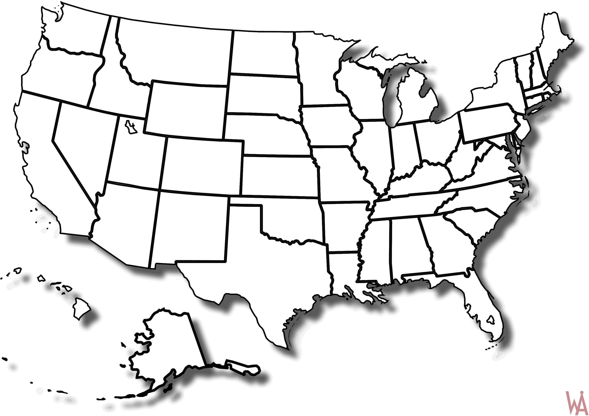 Ugliest states in usa