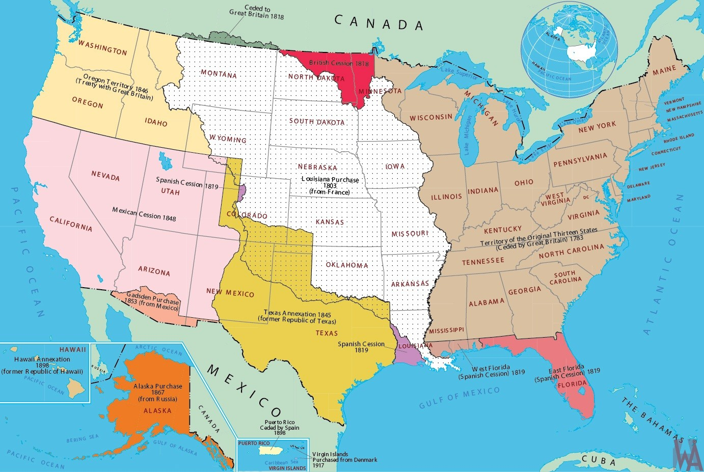 How Old Is Usa