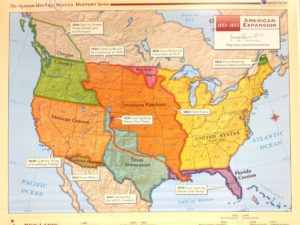 US Historical Expansion Map