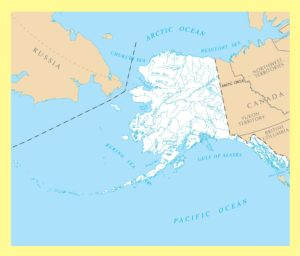 Alaska Rivers Map  |  Rivers  Map of Alaska