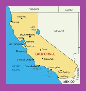 California Cities  Map | Cities  Map of California