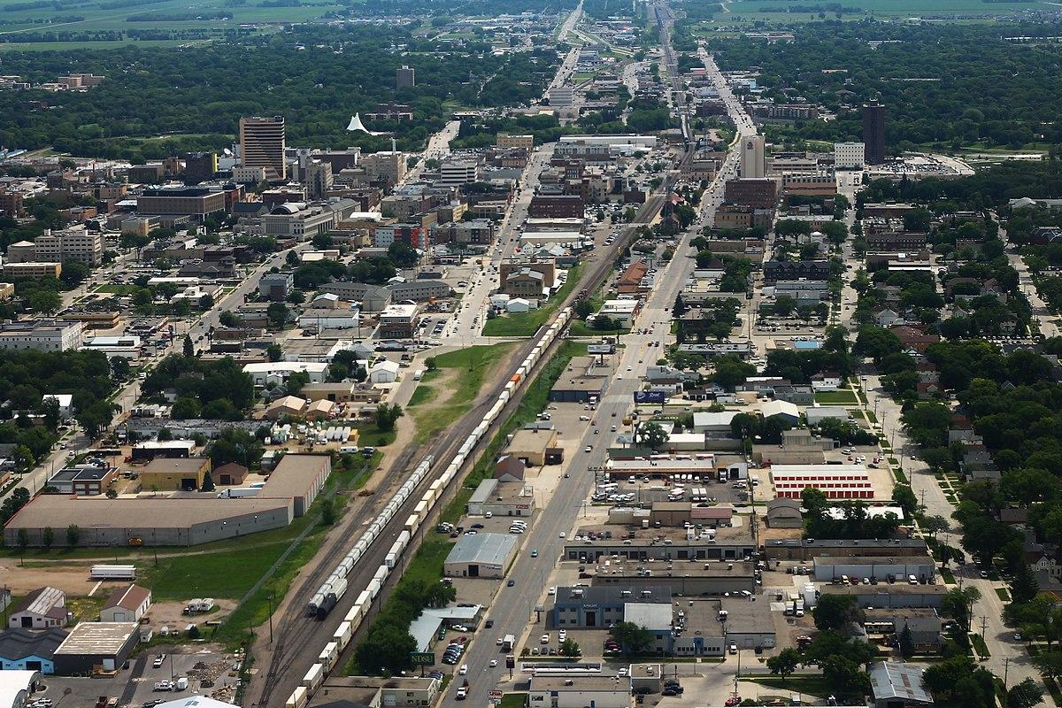Biggest Cities in North Dakota