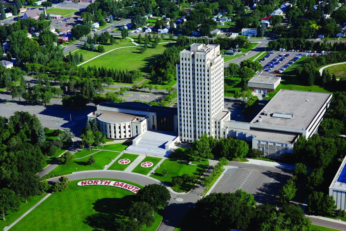 State Capital Of North Dakota