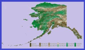 Alaska State Map | Large Printable and Standard Map