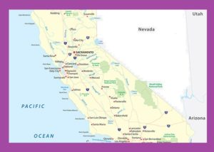 California Highway Map | Large Printable and Standard Map – 2