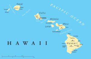 Map of Hawaii | Political, Physical, Geographical, Transportation, And Cities Map