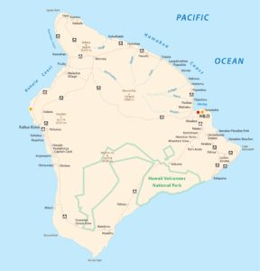 Hawaii Island Map | Large Printable and Standard Map