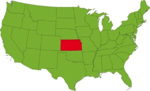 Kansas Location Map | Large Printable High Resolution and Standard Map