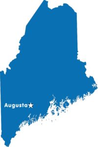 Map of Maine | Political, County, Physical, Transportation, And Cities Map