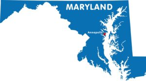 Maryland Capital Map | Large Printable High Resolution and Standard Map