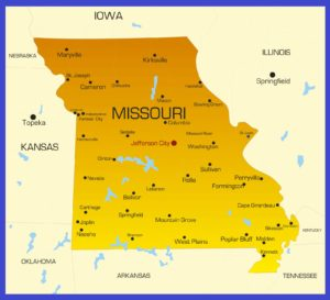 Missouri Details Map | Large Printable High Resolution and Standard Map