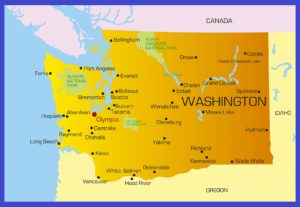 Washington Details Map | Large Printable High Resolution and Standard Map