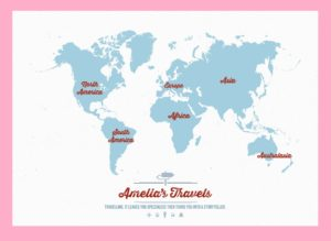 The World Continent Map | Large, Printable, Children Choice,Political Map