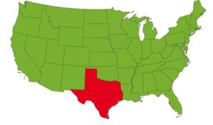 Texas Location Map   Large Printable High Resolution and Standard Map